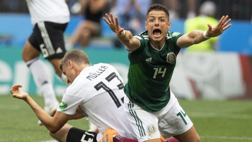 Coupe du monde 2018 : un joueur mexicain demande à ses supporters d'arrêter les insultes homophobes