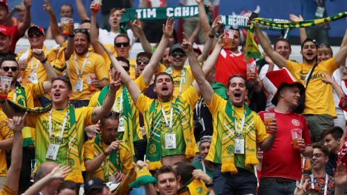 Coupe du monde 2018 : le Danemark accroché par l'Australie (1-1), la France en 8es en cas de victoire face au Pérou