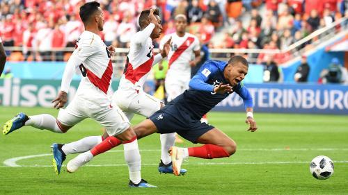 DIRECT. Les Bleus à trois points des 8es : écoutez etcommentez France-Pérou (0-0) avec nous