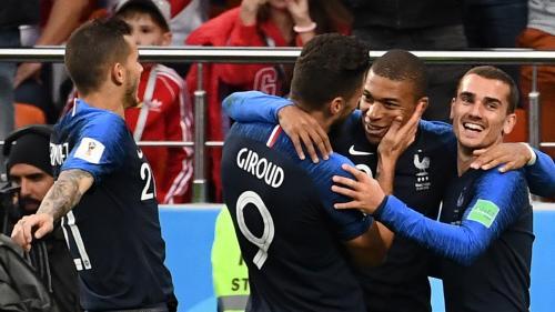 Coupe du monde : les Bleus récupèrent