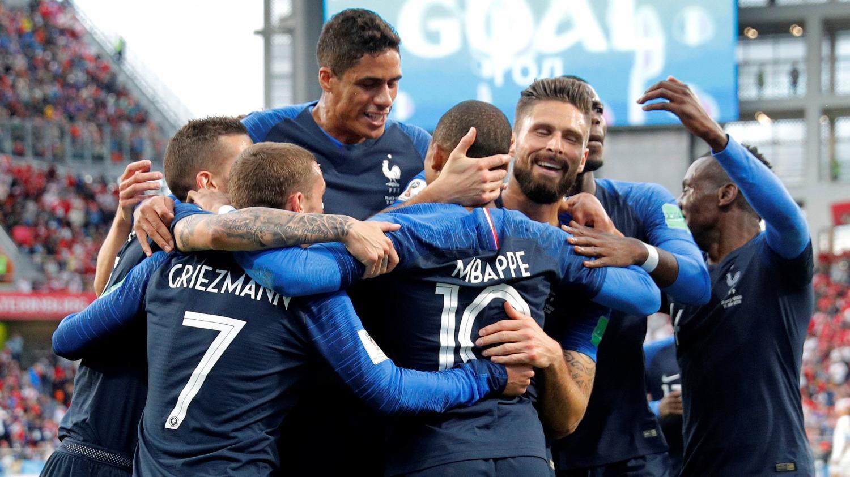Coupe du monde 2018 dans la souffrance les bleus assurent l 39 essentiel face au p rou 1 0 et - Coupe de france direct tv ...