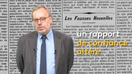 Video. Retour vers le futur de l'info : Qu'est-ce que la charte éthique du journalisme?