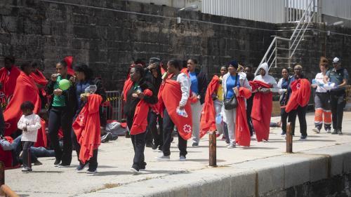 Espagne : 569 migrants secourus en mer lors de trois opérations distinctes
