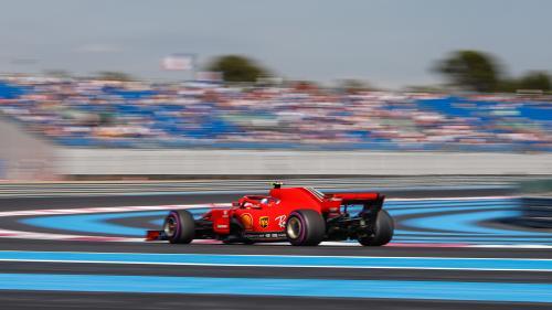 EN IMAGES. Des heures d'embouteillages pour le retour de la Formule 1 au Castellet