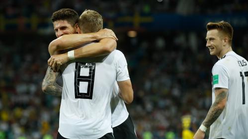 Coupe du monde 2018 : La Tunisie éliminée, l'Allemagne se relance, la Belgique impressionne... Ce qu'il faut retenir de cette 10e journée