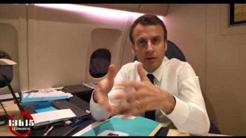 """DOCUMENT FRANCE 2. """"La France, et avec elle l'Europe, sont revenues au cœur de la diplomatie mondiale"""", estime Macron"""