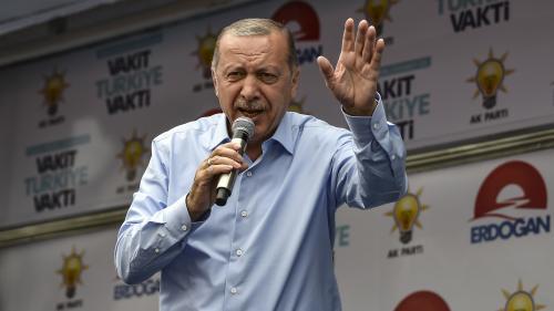 """Élections en Turquie : """"C'est le scrutin de tous les dangers pour Erdogan"""""""