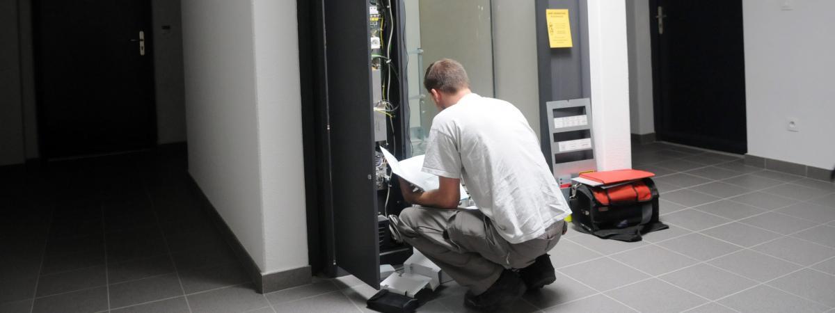 Les ascenseurs bientôt obligatoires dans les immeubles neufs d'au moins trois étages