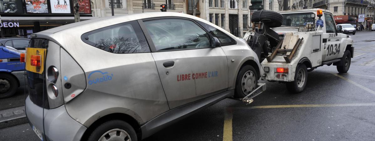 ile-de-france : le service autolib' s'arrêtera le 31 juillet, après