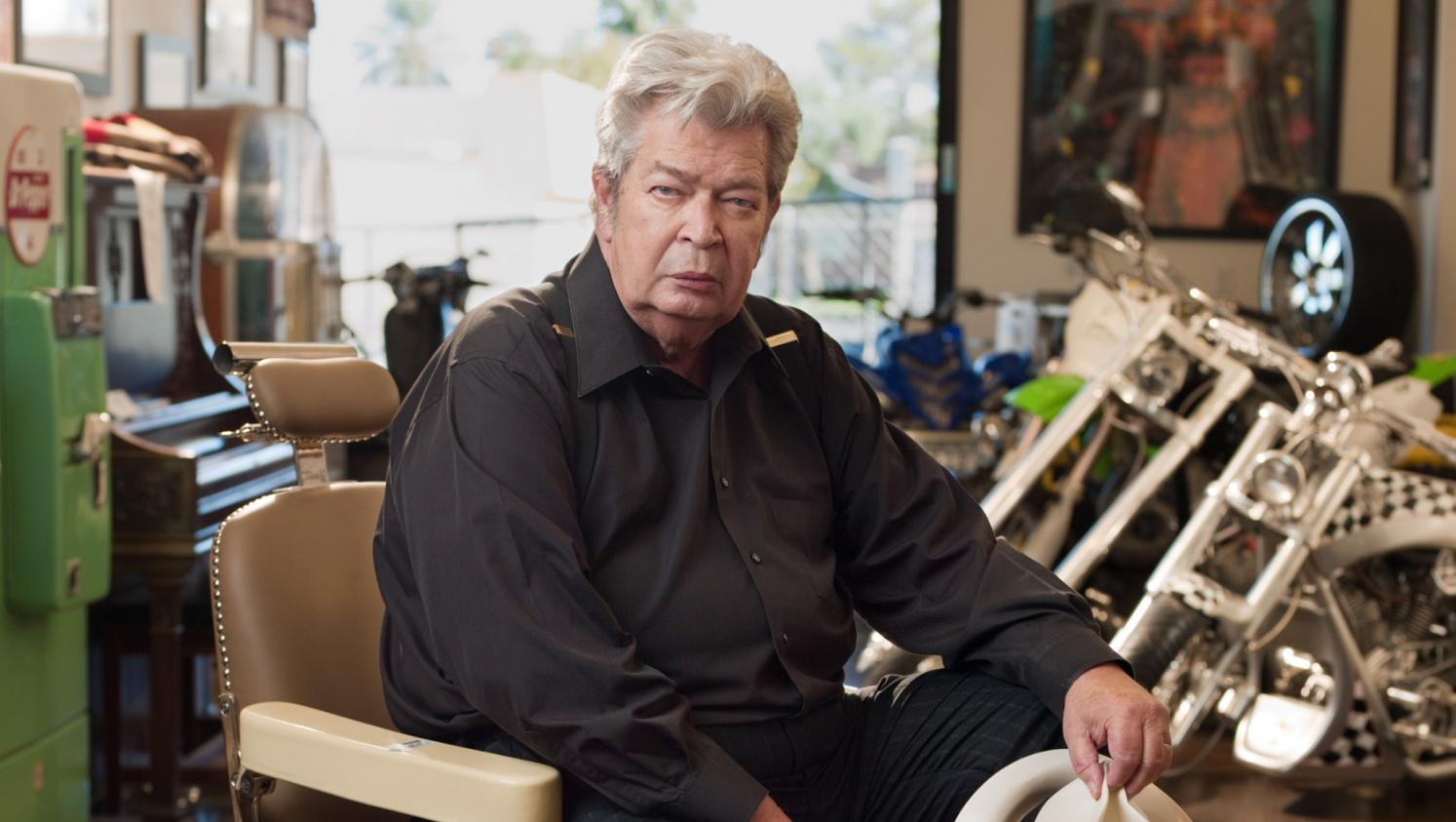 Richard Harrison, le p