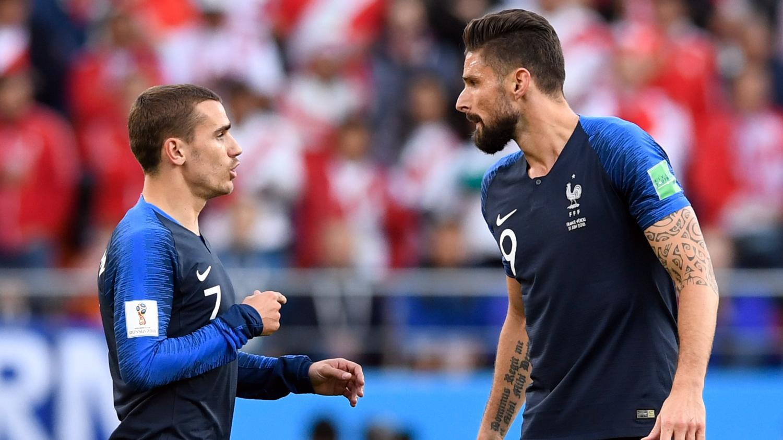Direct coupe du monde 2018 pour france danemark deschamps aligne un onze profond ment - Coupe de france direct tv ...
