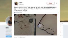 """TEMOIGNAGE FRANCEINFO. """"Se donner la main n'est plus envisageable"""": un an après une agression homophobe, Basile raconte sa nouvelle vie"""