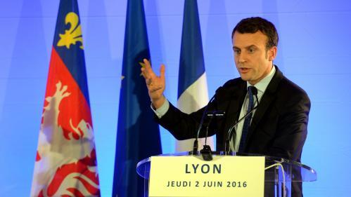 """Enquête sur la campagne d'Emmanuel Macron: """"J'espère savoir si l'argent des Lyonnais a été utilisé à des fins de campagne électorale"""""""