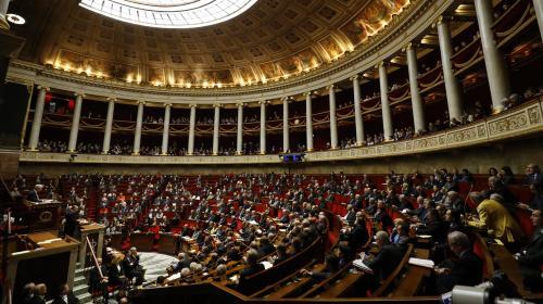 DIRECT. Affaire Alexandre Benalla : les travaux sur la révision constitutionnelle stoppés à l'Assemblée nationale