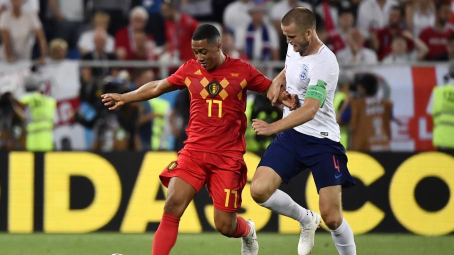Coupe du monde 2018 la belgique dompte l 39 angleterre et termine en t te du groupe g - Jeux de foot match coupe du monde ...