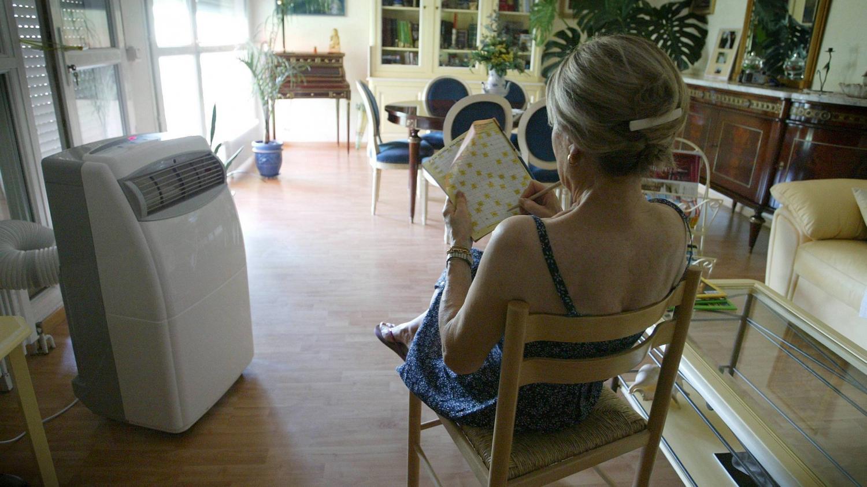 canicule des verres connect s dans un ephad. Black Bedroom Furniture Sets. Home Design Ideas