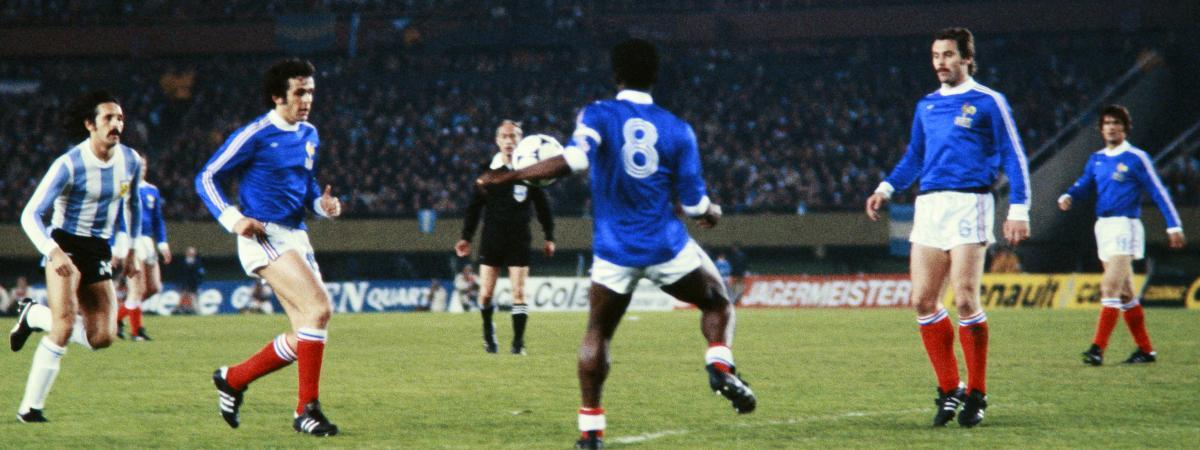 Marius tr sor a jou le france argentine de 1978 et - Finale coupe du monde 1978 ...