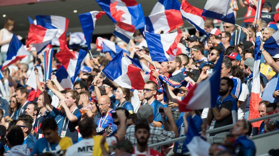 Direct coupe du monde 2018 les supporters fran ais se mobilisent quelques heures du choc - Coupe de france direct tv ...