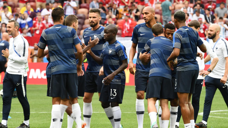 Direct coupe du monde 2018 les joueurs s 39 chauffent la tension monte coutez et commentez - Coupe de france direct tv ...