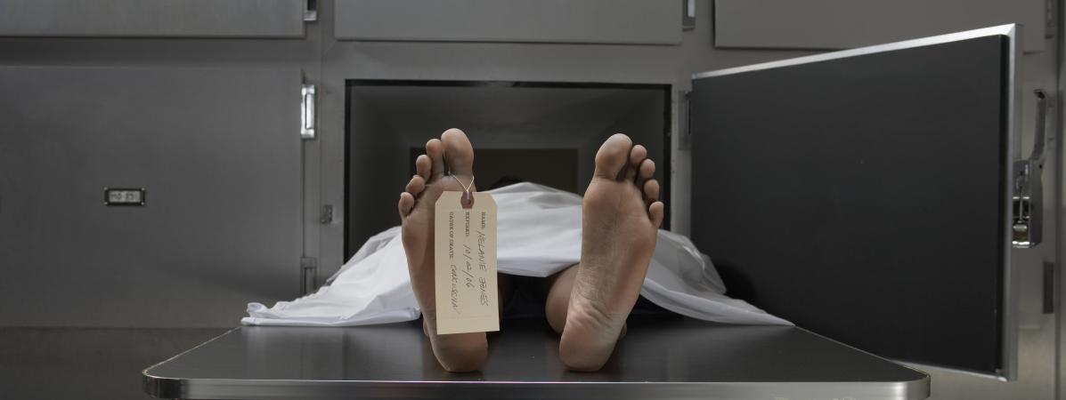 Afrique du Sud : une femme retrouvée vivante dans le réfrigérateur d'une morgue