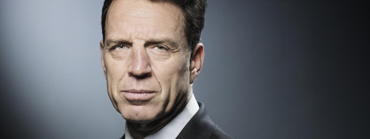 Geoffroy Roux de Bézieux :  nouveau patron du MEDEF et  nouvelle approche économique   15392471