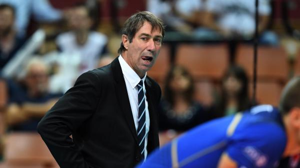 """La médaille du jour. Laurent Tillie, entraîneur de l'équipe de France de volley-ball, """"gourou"""" à la Noah"""