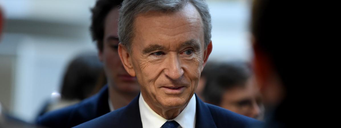 Des Milliardaires Toujours Plus Riches Bernard Arnault Encore