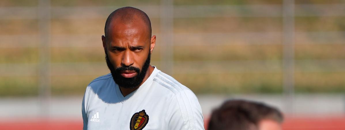 Manajer Tim nasional Belgia Yakin Thierry Henry Bakal Menjadi Pelatih Hebat