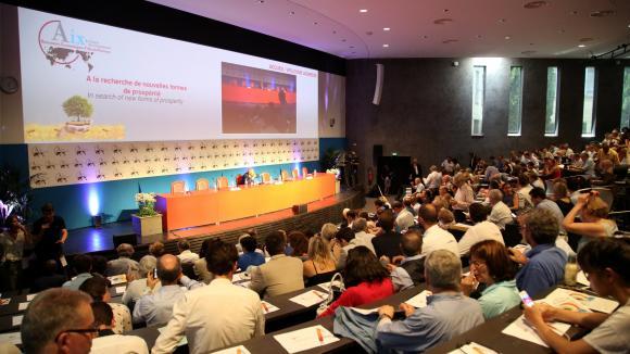 Rencontres economiques d aix en provence 2018