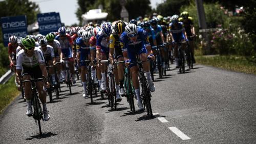 DIRECT. Tour de France 2018 : on s'approche de la fin dans la 2e étape entre Mouilleron-Saint-Germain et La Roche-sur-Yon