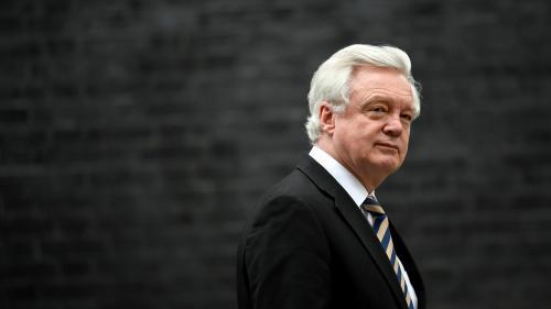 Royaume-Uni : le ministre du Brexit David Davis démissionne