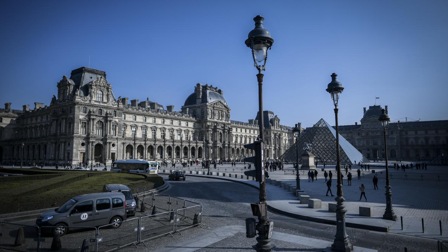 Le Louvre est le musée le plus fréquenté au monde en 2017 ...