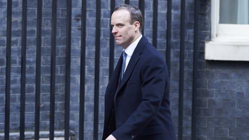 Royaume-Uni : Dominic Raab nommé ministre du Brexit après la démission de David Davis
