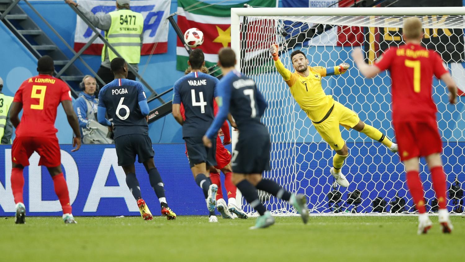 Direct coupe du monde 2018 varane et lloris tiennent bout de bras la maison fran aise face - Coupe de france direct tv ...
