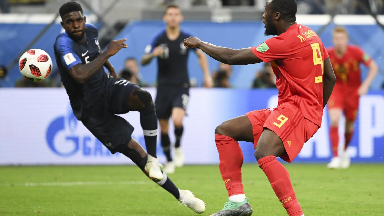 Direct coupe du monde 2018 umtiti d bloque la situation pour la france face la belgique 1 0 - Coupe de france direct tv ...