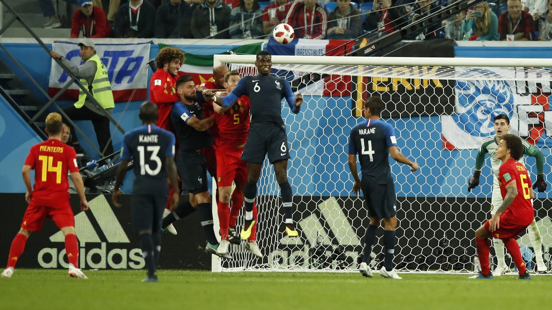 Coupe du monde 2018 la france en finale les bleus ont - Finale coupe du monde foot ...