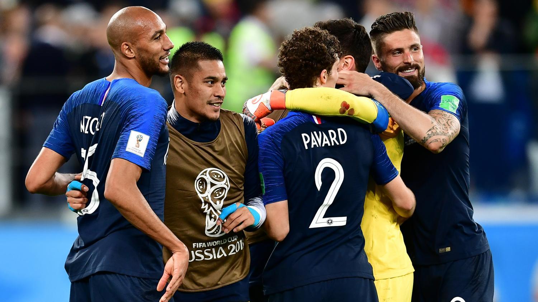 Coupe du monde 2018 la demi finale sur les r seaux sociaux - Finale coupe du monde foot ...