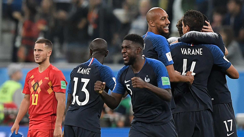 Coupe du monde 2018 revivez la victoire de la france face la belgique minute par minute - Coupe de france direct tv ...