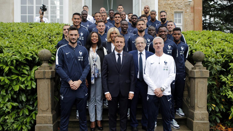 Coupe du monde 2018 emmanuel et brigitte macron - Regarder la finale de la coupe du roi en direct ...