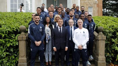 Coupe du monde 2018 : Emmanuel et Brigitte Macron assisteront dimanche à la finale à Moscou