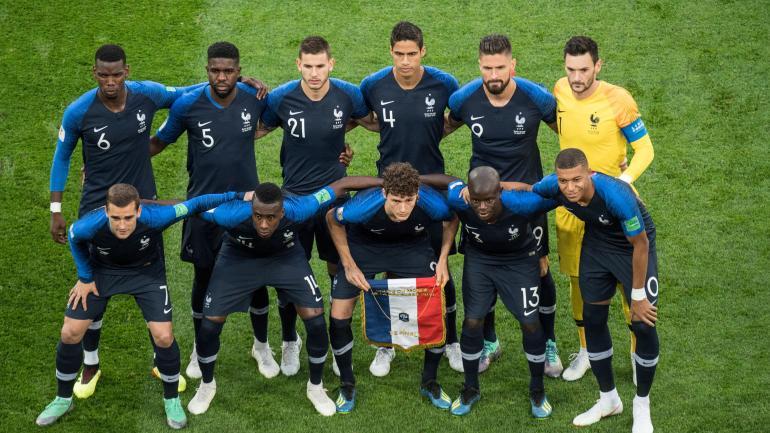 Direct Coupe Du Monde 2018 Franchement La France A été