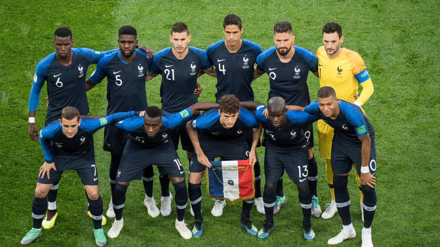 Direct coupe du monde 2018 franchement la france a - Date de la finale de la coupe de france ...