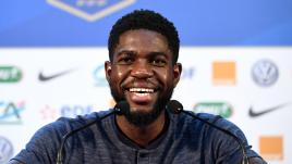 VIDEO. Coupe du monde : Samuel Umtiti, un jeune Lyonnais au sommet