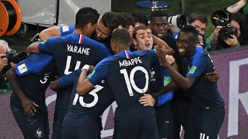 VIDEO. Coupe du Monde 2018 : l'ambiance de colonie de vacances qui a porté les Bleus jusqu'à la finale