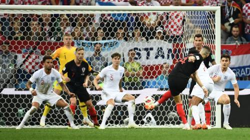 DIRECT. Coupe du monde 2018 : la Croatie égalise face à l'Angleterre à 20 minutes de la fin (1-1)