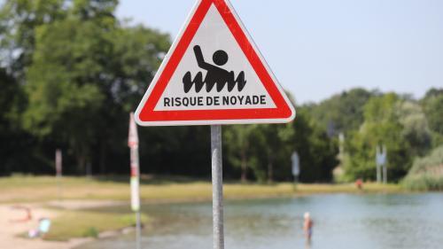 En un mois, 121 personnes sont mortes par noyade en France