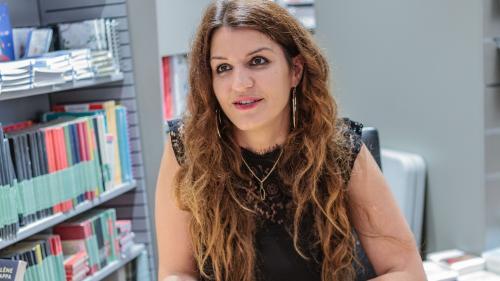 """La secrétaire d'Etat Marlène Schiappa interviewe Claire Chazal pour """"Paris Match"""" (et s'attire quelques critiques) Nouvel Ordre Mondial, Nouvel Ordre Mondial Actualit�, Nouvel Ordre Mondial illuminati"""