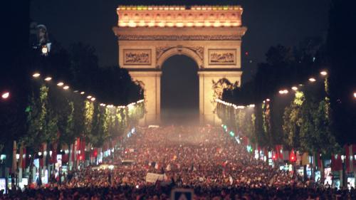 14-Juillet et Coupe du monde : un important dispositif de sécurité mis en place à Paris et dans sa région ce week-end