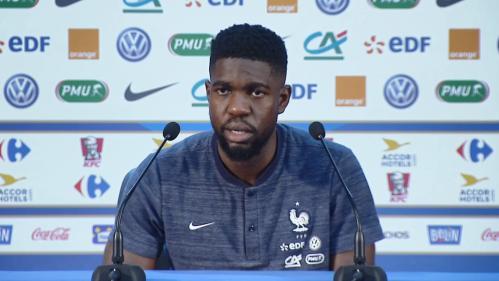 DIRECT. Coupe du monde : suivez la conférence de presse de Paul Pogba et Samuel Umtiti à trois jours de la finale