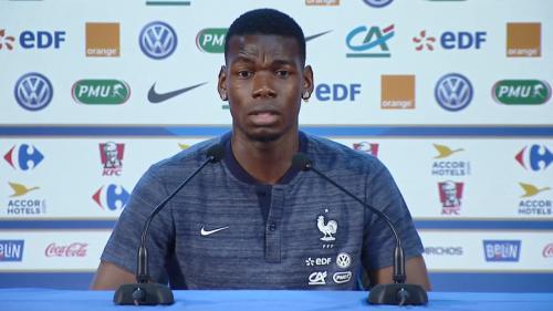 """DIRECT. Coupe du monde : """"On veut finir avec le sourire et faire péter la France !"""", s'exclame Paul Pogba à trois jours de la finale"""